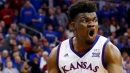 Kansas coach Bill Self says Udoka Azubuike could play in 'emergency-type situations' Thursday