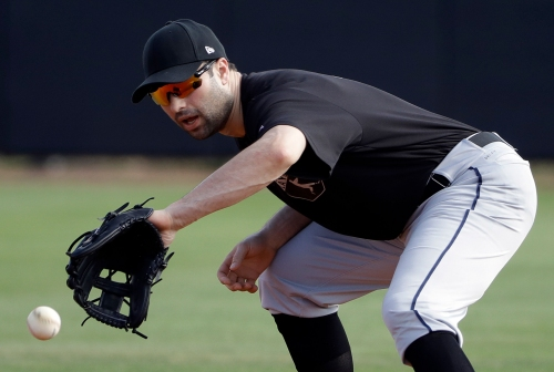 Neil Walker gets his timing down at Yankees' minor-league camp