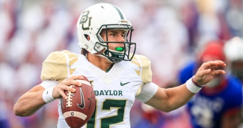 Baylor QB Charlie Brewer will be limited by shoulder injury in spring