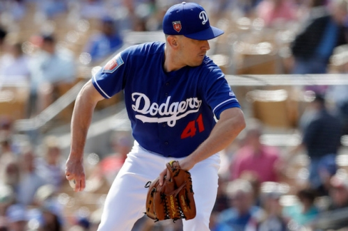Dodgers Spring Training Standouts: Clayton Kershaw, Pat Venditte And Kenta Maeda Leading Pitchers
