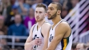 Rudy Gobert Explains Why He's Bitter About Gordon Hayward's Jazz Exit