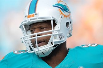 Dolphins release Suh, Thomas