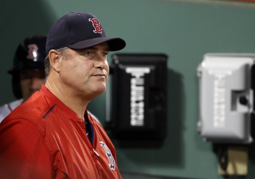 John Farrell, ex-Boston Red Sox manager, hired by Cincinnati Reds as a scout (report)