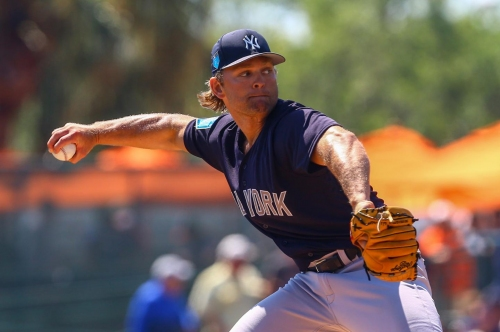 Chance Adams suffers another poor spring outing for Yankees