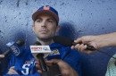 David Wright is discouraged, but not done