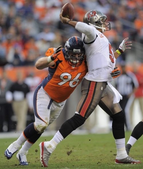 Bucs agree to terms with Bears defensive lineman Mitch Unrein