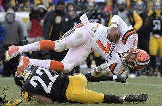 Steelers let go of 3 DBs