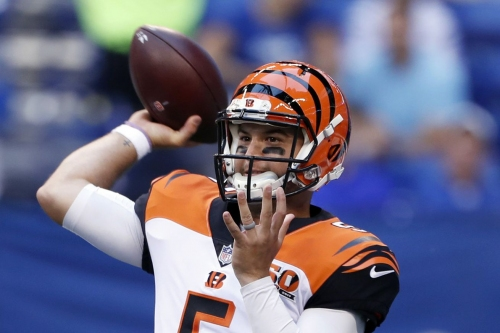 Bills add quarterback AJ McCarron in free agency