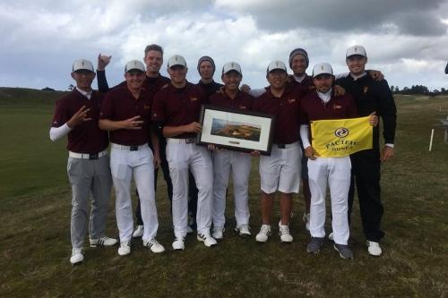 ASU Men's Golf: Sun Devils win Bandon Dunes Collegiate Tournament, Chun An Yu takes home medal