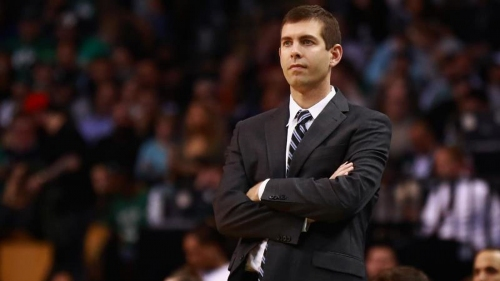 Celtics news: Brad Stevens suggests crazy Boston lineup could feature Greg Monroe at the 3