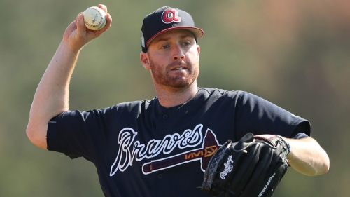 Alabaman Whitley excited to start or relieve for hometown Braves