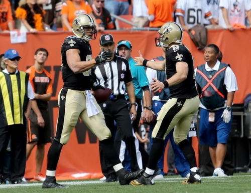 Drew Brees on Jimmy Graham's deal with Packers: 'It's the nature of the beast'