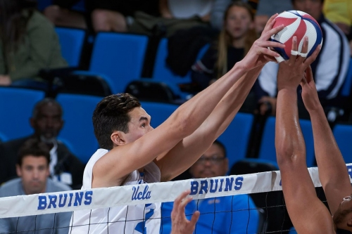 UCLA Men's Volleyball Hosts Concordia in MPSF Match