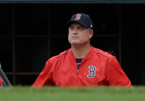 Reds hire Farrell, ex-Red Sox manager, as scout