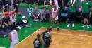 Video: Jodie Meeks hits game-tying shot vs. Celtics to force OT
