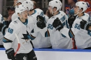 Highlight: Tomas Hertl finishes off a 3-on-1 to tie the game