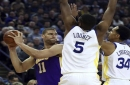 NBA roundup: Warriors beat Lakers 117-106 despite missing 3 All-Stars