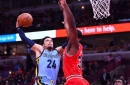 Memphis Grizzlies vs. Chicago Bulls Game Preview