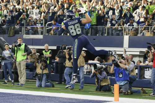 Almost all the touchdown-makers have left; who will the Seahawks rely on now?