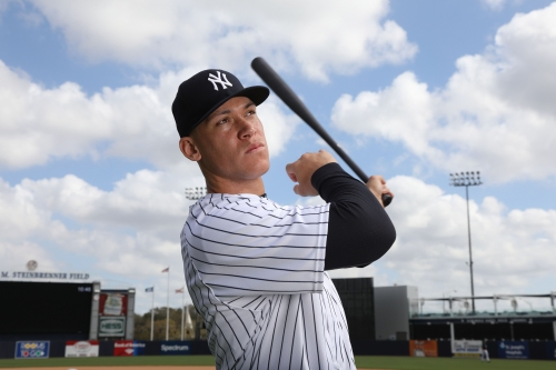 Aaron Judge: 'Lesson learned' after criticism of his pinstriped pitch to Manny Machado