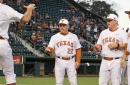 Texas baseball can't complete comeback, lose to Arkansas 7-5