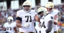 Notre Dame players reportedly had input on hiring new OL coach