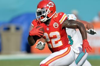 Man gets 30 years for road-rage killing of ex-Chiefs RB McKnight