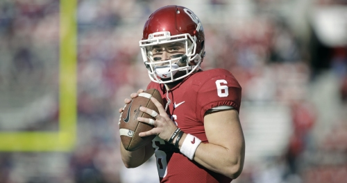 Baker Mayfield schedules private workouts, visits with NFL teams after pro day