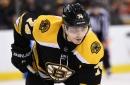 Bruins lines vs. Florida: No captain, my captain
