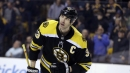 Boston Bruins injuries: Zdeno Chara, Jake DeBrusk out at least 2 games with upper-body injuries