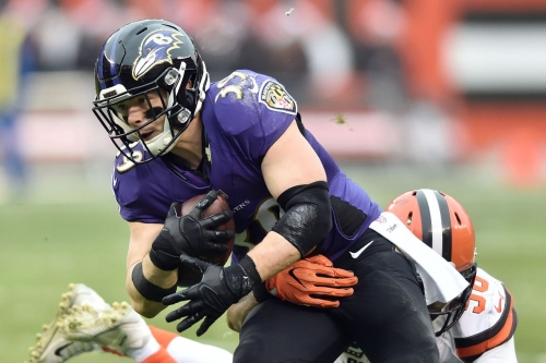 Report: Falcons have contacted RB Danny Woodhead