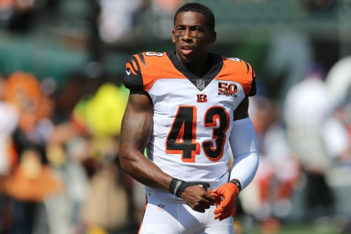 Iloka defends unpopular Cincinnati chili stance