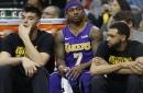 Lakers News: Luke Walton Loved That Julius Randle And Isaiah Thomas Argued During Timeout