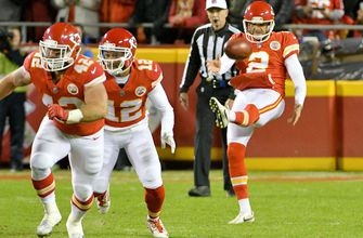 Chiefs, Colquitt agree on three-year contract