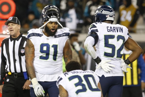Report: Seahawks and DT Sheldon Richardson remain far apart on contract