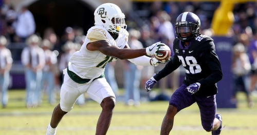 SI: Baylor could spoil TCU's playoff chances in 2018