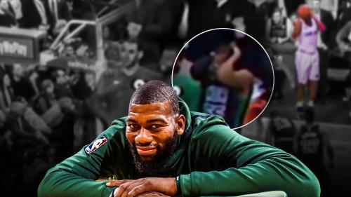 Video: Greg Monroe's terrified reaction to Jodie Meeks' 3-pointer