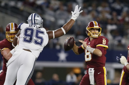 David Irving seems confident he will stay with the Cowboys in 2018