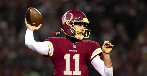 Redskins signs QB Alex Smith to contract extension