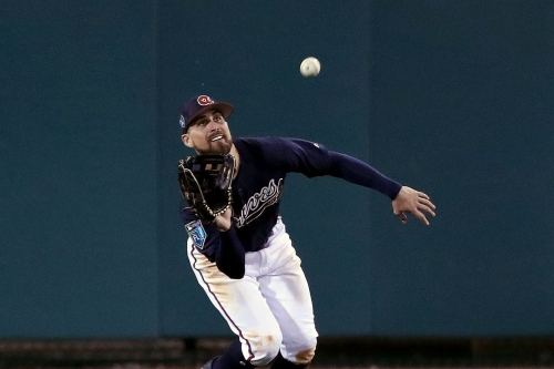 Inciarte scratched from ST game due to groin tightness