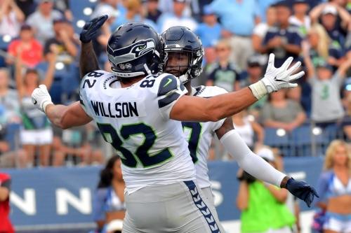 Luke Willson to visit Jaguars, per report
