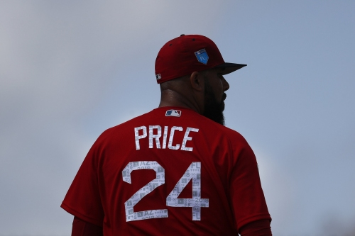 David Price throws four scoreless innings in first Grapefruit League start for Red Sox