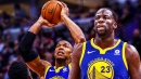 Draymond Green to return, David West probable to play vs. Kings