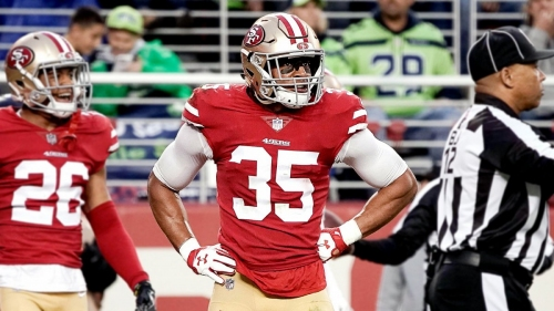 Safety Eric Reid not drawing interest in free agent market