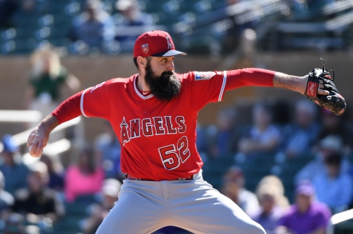 Matt Shoemaker bounces back with strong outing, but Angels lose to Indians