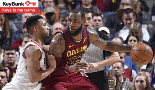 Five Keys: Cavaliers at Blazers | Cleveland Cavaliers
