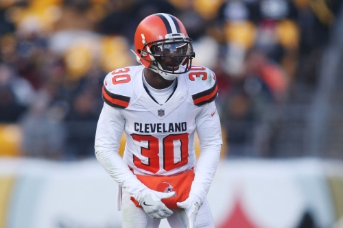 What trading for Browns cornerback Jason McCourty means for the Patriots