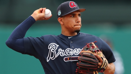Johan Camargo's return pushed back a 'day or two'
