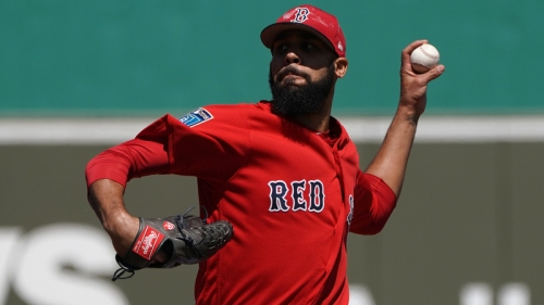 David Price Dominates Blue Jays In First Grapefruit League Start