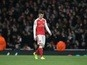 Laurent Koscielny limps off after 10 minutes played against AC Milan